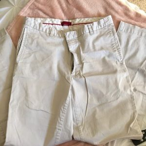 Khaki chinos in good used condition